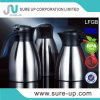 Double Wall Stainless Steel Water Coffee Vacuum Flask with PP Handle (JSUR)