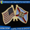 High Quality Country Friendship Flag Metal Pins
