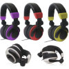 Portable Gaming Headset Beats Stereo Headphone