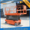 Self Propelled Outdoor Window Cleaning Scissor Lift Platform