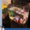 Small Acrylic Countertop Fish Bowl