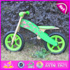 Hot New Product for 2015 Cheap Wooden Bike for Kids, Fashion Wooden Balance Bike Toy, High Quality Children Wooden Bike W16c113