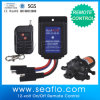 Wireless Switch Battery Switch 12V DC Remote Control for Excavator