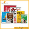 A4 Size Aluminum Poster Stand /Snap Signs/Posters Frame