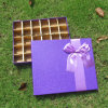 High End Cardboard Candy Boxes Paper Chocolate Box with Dividers