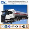 Chemical LNG Lox Lin Lar Fuel Tanker Semi Trailer