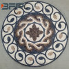 Natural Stone Round Marble Mosaic Medallion for Floor Tiles