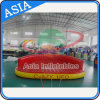 Inflatable Crazy Sofa, Inflatable Crazy UFO Towables, Inflatable Sports Toys for Water Games