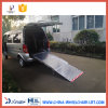 Manual Folding Wheelcair Ramp Used for Van to Help Wheelchair to Get Into Van