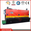 QC12k 8*4000 Hydraulic Sheet Metal Guillotine Shear, CNC Metal Sheet Guillotine Shearing Machine