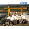 Rail Mounted Mg Model Double Girder Gantry Crane