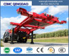 Cimc New Price 3 Axles Containers 40feet Skeleton Truck Trailer Chassis