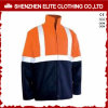 Wholesale Cheap Orange Safety Reflective Jacket (ELTSJI-22)