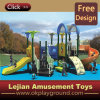 Ce Children Outdoor Plastic Playground for Park (12030A)