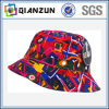 2015 Fashion Wolesale Colorful Blank Cotton Bucket Cap