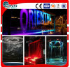 Graphic Writing Projector Screen Interactive Digital Water Screen