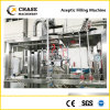 Complete Automatic Uht Aseptic Juice/Milk/Liquid/Beverage Production Filling Machine Bib/Pulp/Bottle/Can/Carton Aseptic Filler Machine