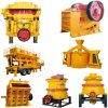 Stone Crushing Machine Jaw/Cone/Impact/VSI/Mobile Crusher