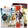China Manufacturer Supply Sanck Food Plastic Bag with Window Since 2001