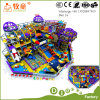 Hot Sale Plastic Large Size Children Indoor Playground Equipment