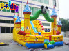 Hot sale Micky inflatable castle slide inflatable slide water slide for kids and adults