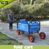 Heavy Duty Folding Shopping Collapsible Grocery Folding Utility Cart
