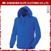 Top Selling High Quality Custom Made Blue Pullover Hoodies (ELTHI-21)