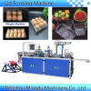 Plastic Flat Dome Lid Milk Coffee Lid Forming Machine (model-500)