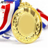 Factory Price High Quality Custom Champions League Metal Sport Blank Gold Medal