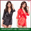New Arrival Hot Sale Hollow out Sleepwear Sexy Underwear Robe