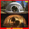 6m Diameter Galvanize Steel Geodesic Dome Party Trade Show Tent