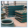 High Manganese Steel Jaw Crusher Spare Wear Parts-Jaw Plate