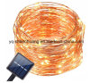 Solar Copper Wire String Light