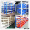 Selective Long Span Shelving in Warehouse