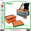 Folding Foldable Tomato Storage Plastic Crate