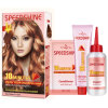 Speedshine Wheat Germ Oil Hair Color with Golden Brown 7.34 Hair Care