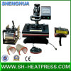 CE- Approved 6 in 1 Combo Heat Transfer Machine