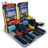 Hot Selling Interesting Shooting Twin Moto Bike Ticket Game Machine for Sale