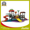 Fairy Tale Series 2018 Latest Outdoor/Indoor Playground Equipment, Plastic Slide, Amusement Park Excellent Quality En1176 Standard (TG-008)