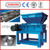 Biaxial Shredder for Plastic Film and Tire (SSHZ100/76)
