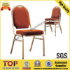 Steel Classy Painting Hotel Stackable Banquet Chair