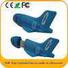 Mini Customized Airplane Shape PVC USB Flash Drives (EG606)