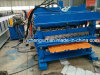 Iran Popular Roof Roll Forming Machine