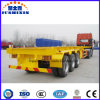40 Feet 3 Axles Tanker Chassis Semi-Trailer / Air Suspension