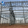 Prefabricated Light Weight Frame Steel Structure Workshop