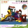 Outside Play Toys Plastic Outdoor Kids Playground for Nursery School