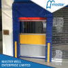 High Speed Fast Automatic PVC Folding Roller Shutter Door