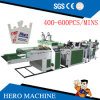 Wholesale All Type Plastic Bag Making Machine for T-Shirt, Vest, Shopping, Patch, Flower, Chicken, Flat, Garbage Bag