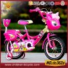 2016 Hot Sale Kids Cycles with Basket and Training Wheel