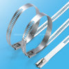 Hot Sale Stepladder Fasten Stainless Steel Cable Tie in Factory